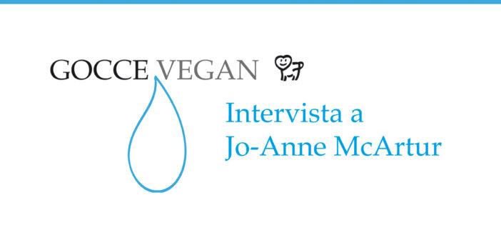 Gocce vegan: intervista a Jo-Anne McArthur