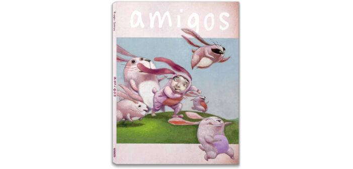 """""""Amigos"""" il libro di Roger Olmos"""