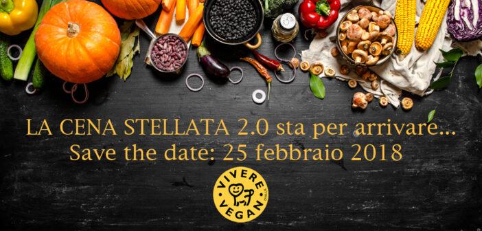 La CENA  STELLATA 2.0 Save the date