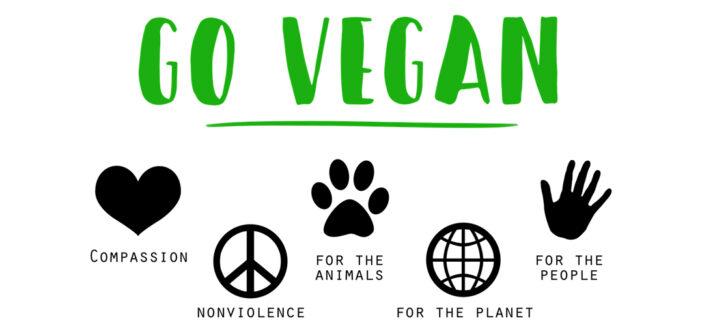 I vegani, cittadini del mondo