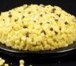 Torta Mimosa in versione vegan