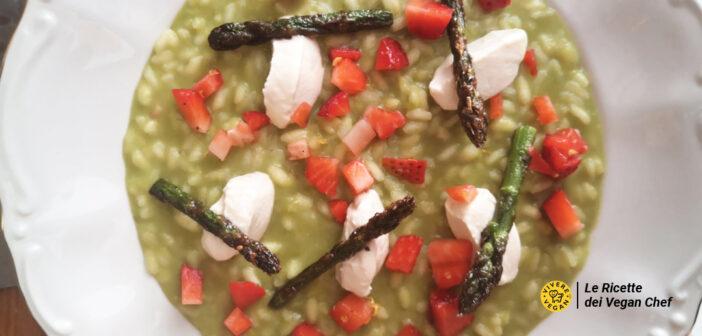 risotto con gli asparagi