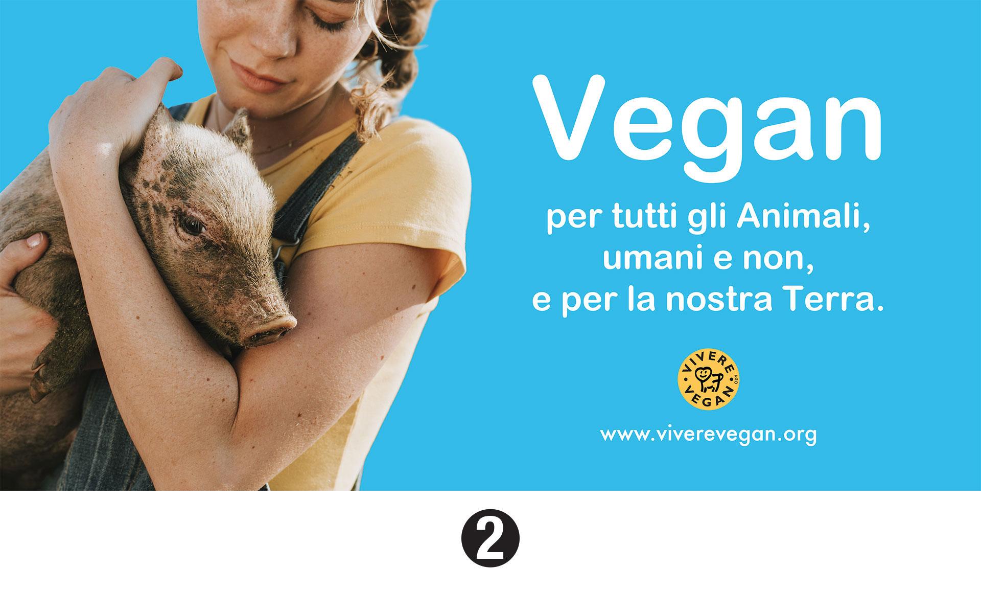 Manifesto Comunichiamolo Vivere Vegan